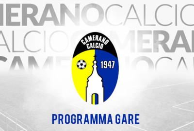 Programma gare 2017-2018