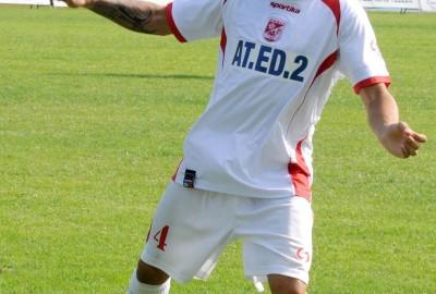 Massimiliano Sampaolesi, nuovo giocatore del Camerano Calcio
