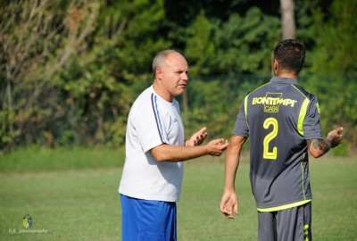 Luca Montenovo, allenatore Camerano (2)