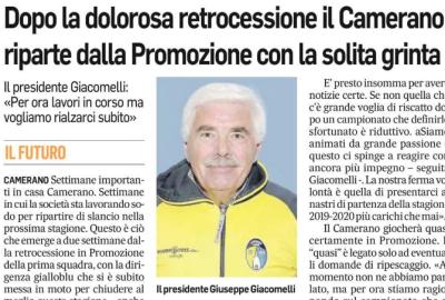 Giacomelli Corriere 2
