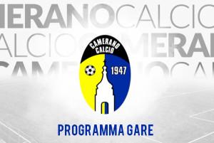 Programma gare 2019-2020